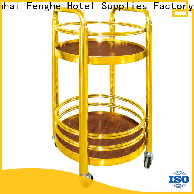 Fenghe unique design drink cart leading company for guest house