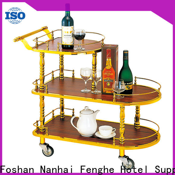 Fenghe new bar trolley leading company for guest house