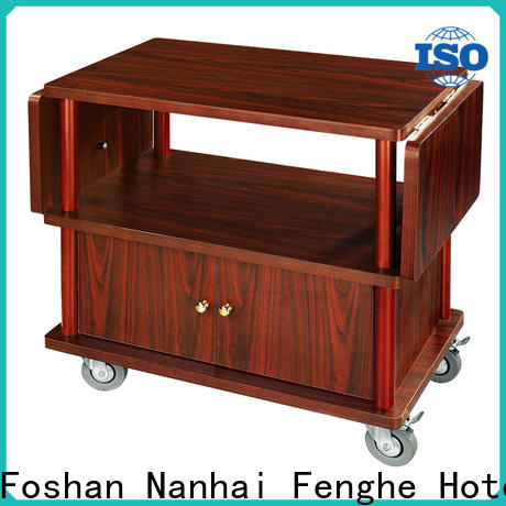 Fenghe unique design wine trolley awarded supplier for wholesale