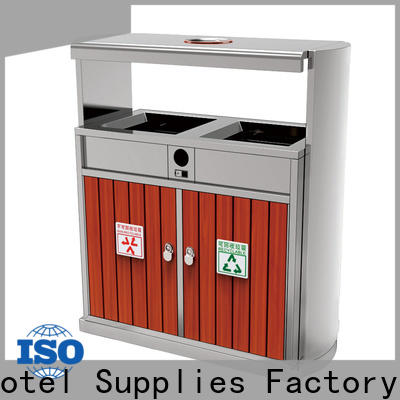 Fenghe square outdoor bin factory for public house
