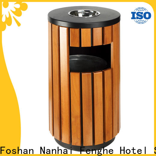Fenghe deluxe outdoor bin factory for lobby