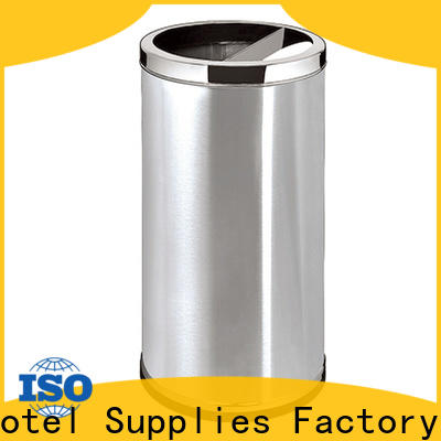 professional ashtray bin shape request for quote for guest rooms