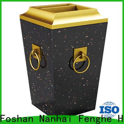 5 star service ash bin meeting overseas market for hotel