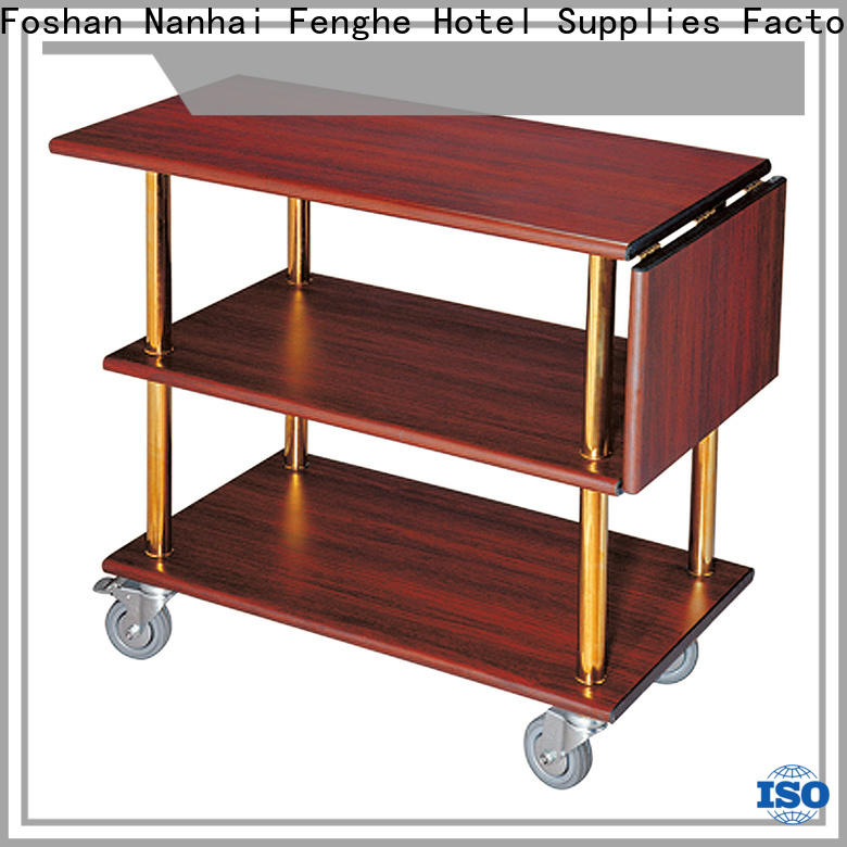 Fenghe red wine cart leading company for guest house