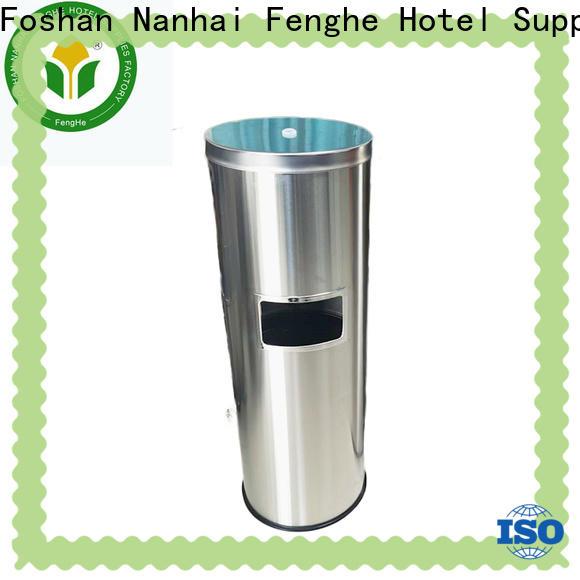 professional ashtray bin design overseas market