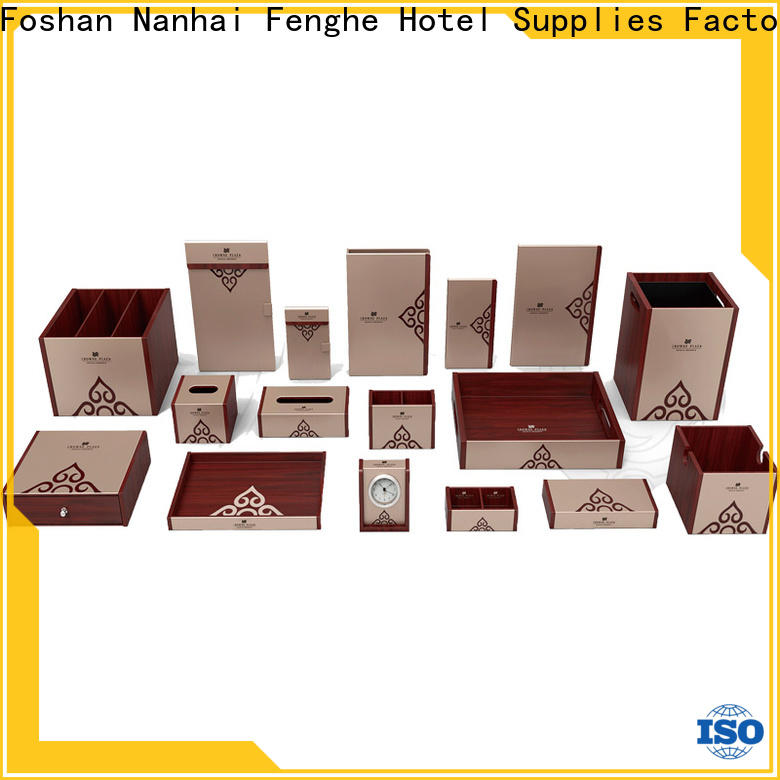 Fenghe unique design leather file folder awarded supplier for wholesale