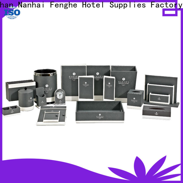 Fenghe new amenity set trader for wholesale