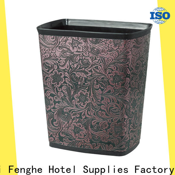 Fenghe affordable bedroom waste bins quick transaction for importer