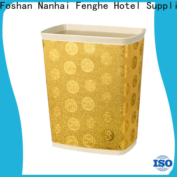 Fenghe best quality hotel room bins quick transaction for guest rooms