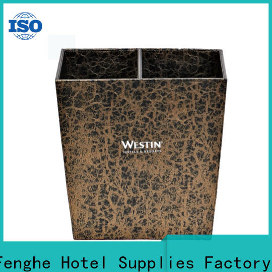 Fenghe quality hotel bedroom bins factory for importer