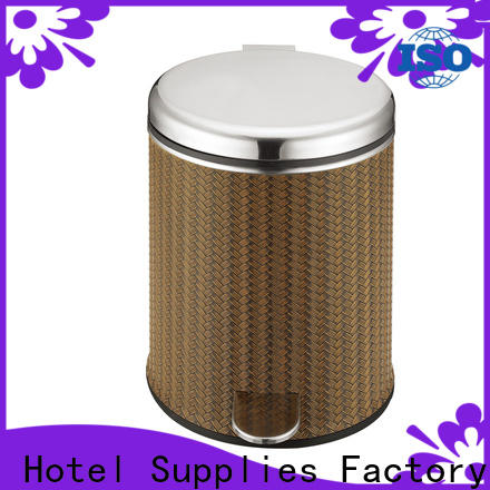 Fenghe best quality waste paper bins for bedrooms factory for importer