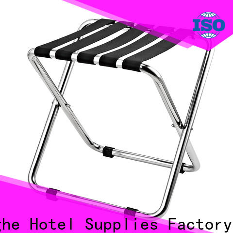 customized vintage hotel luggage rack sale supplier for campus