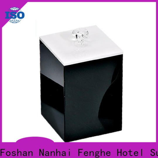 Fenghe dish acrylic bathroom accessories overseas trader for hotel