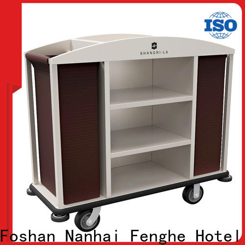 Fenghe linen maid trolley hotel inquire now for hotel