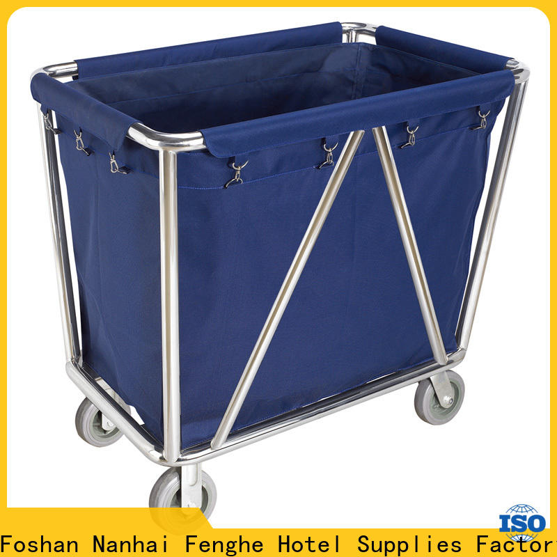 Fenghe service hotel cleaning cart factory