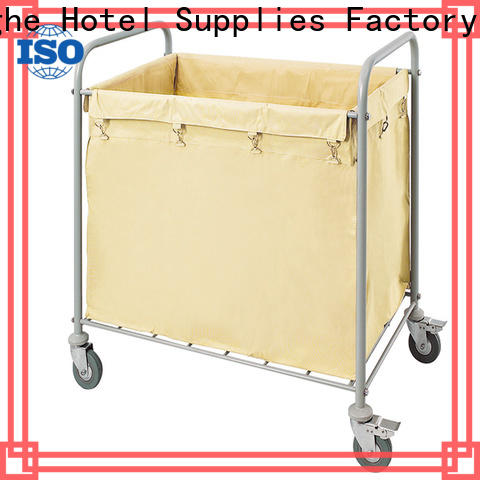luxury hotel cleaning trolley customer factory