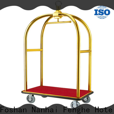 high reliability‎ hotel luggage trolley quality order now for hotel