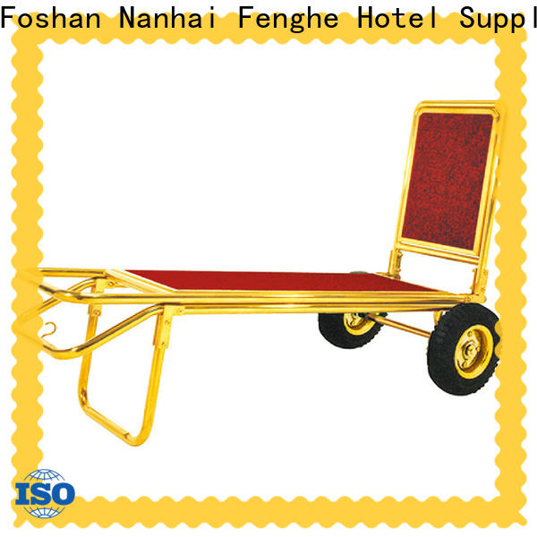Fenghe head hotel luggage carrier overseas trader for gym