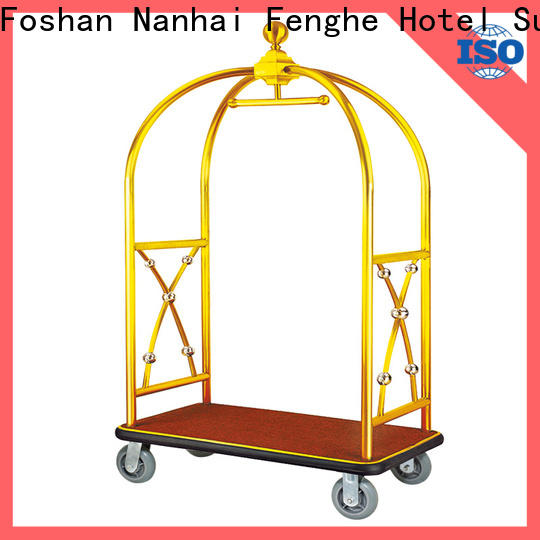 high reliability‎ hotel luggage carrier baggage overseas trader for campus