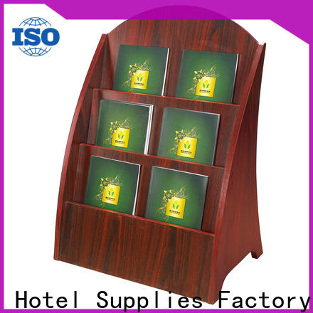 best quality hotel newspaper rack rack purchase online for importer