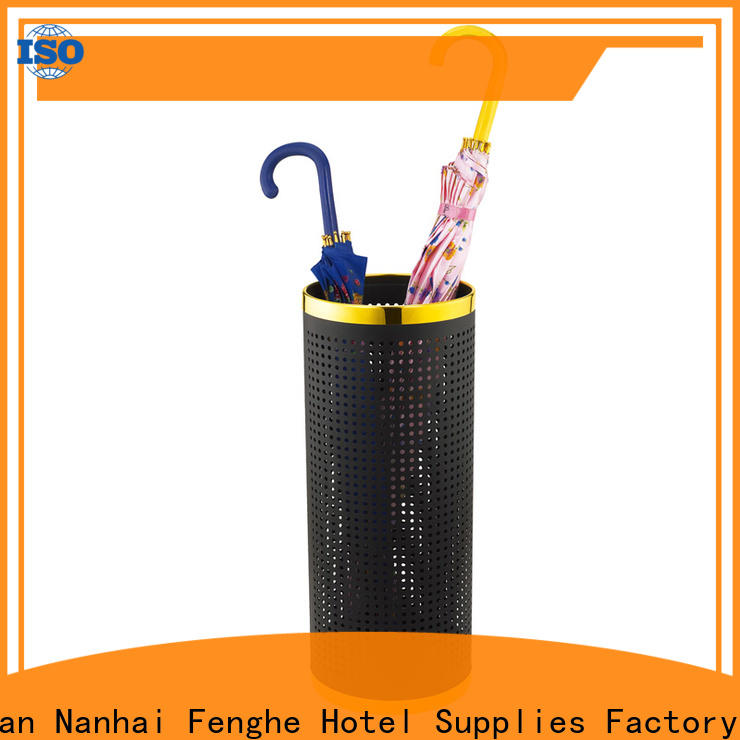 high reliability umbrella holder commercial supplier for campus