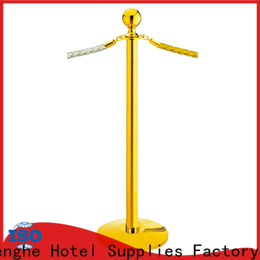 hot recommended stanchion line manufacturer for hotel