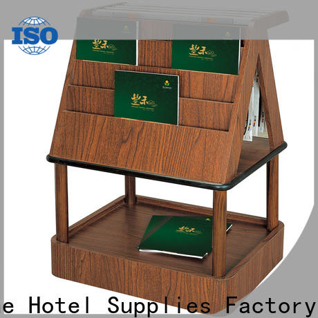 Fenghe affordable newspaper stand for hotel quick transaction for wholesale
