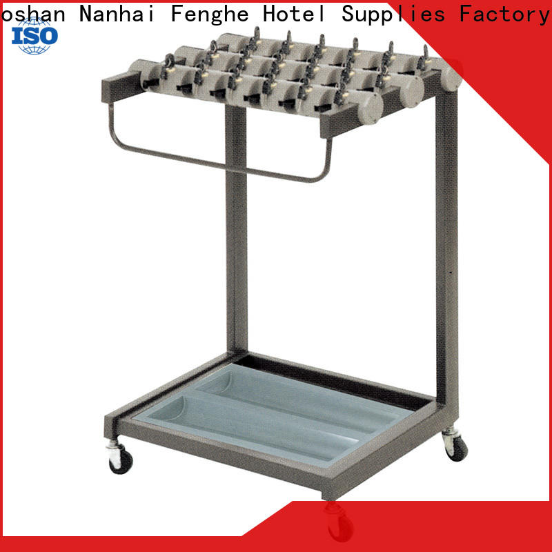 dedicated service hotel umbrella stand iron wholesaler trader for gym