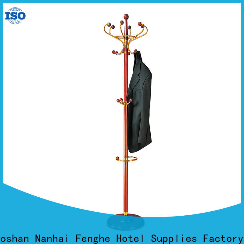 low moq standing coat rack racks factory for bankquet halls
