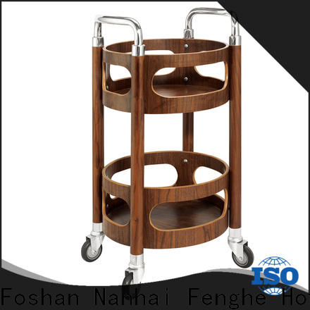 elegant serving trolley round leading company for guest house