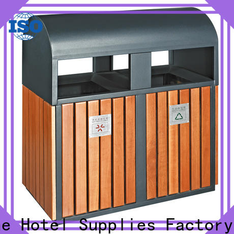 deluxe outdoor bin square chinese manufacturer for public house