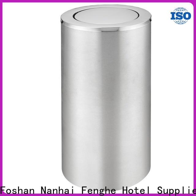 5 star service cigarette disposal bin standing overseas market for sale