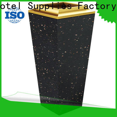 Fenghe 5 star service ash bin overseas market for guest rooms