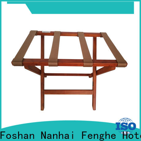Fenghe high reliability hotel luggage racks supplier for gym