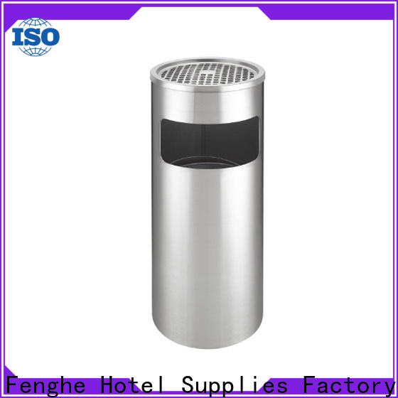 Fenghe 5 star service cigarette disposal bin request for quote