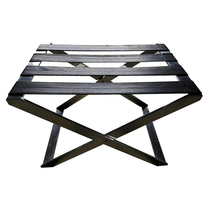 Fenghe-Professional Hotel Luggage Racks Folding Metal Luggage Rack Supplier