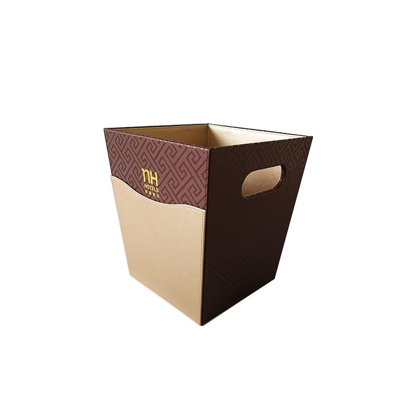 Fenghe-Bathroom Tray Manufacture | Customized Logo Hotel Leather Products,leather Folder-2