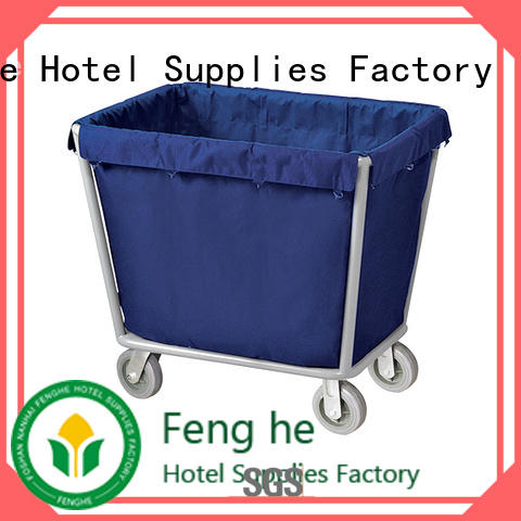 customized housekeeping trolley set up trader Fenghe