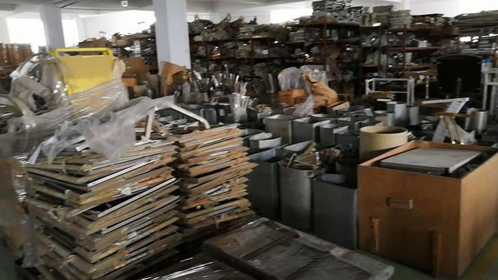 0-3FH metals warehouse