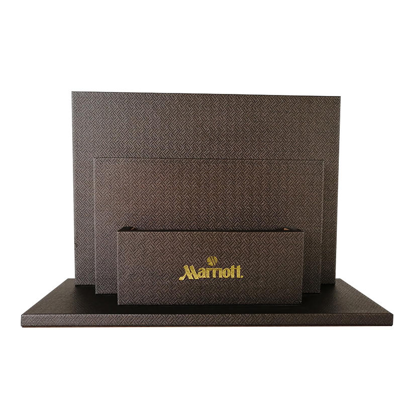 Wholesale hotel amenities supplies hotel room leather products,leather tissue box