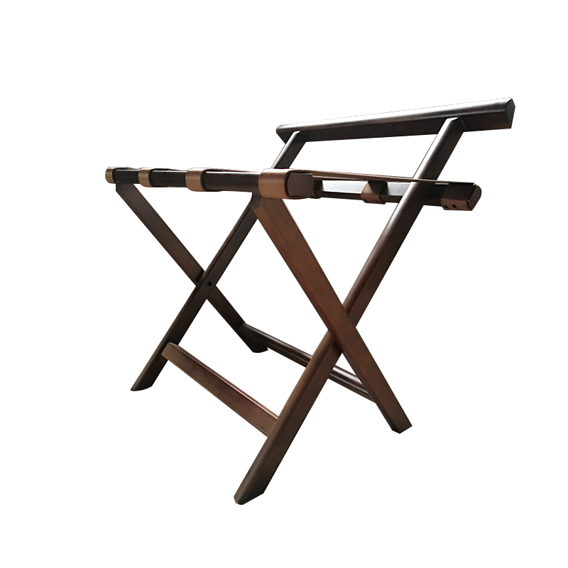 vintage hotel luggage rack solid for hotel Fenghe-4