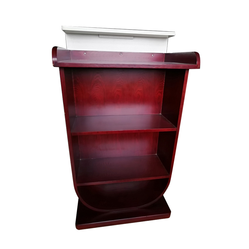 Fenghe-Manufacturer Of Wooden Lectern Hotel Wooden Rostrum For Speech-2