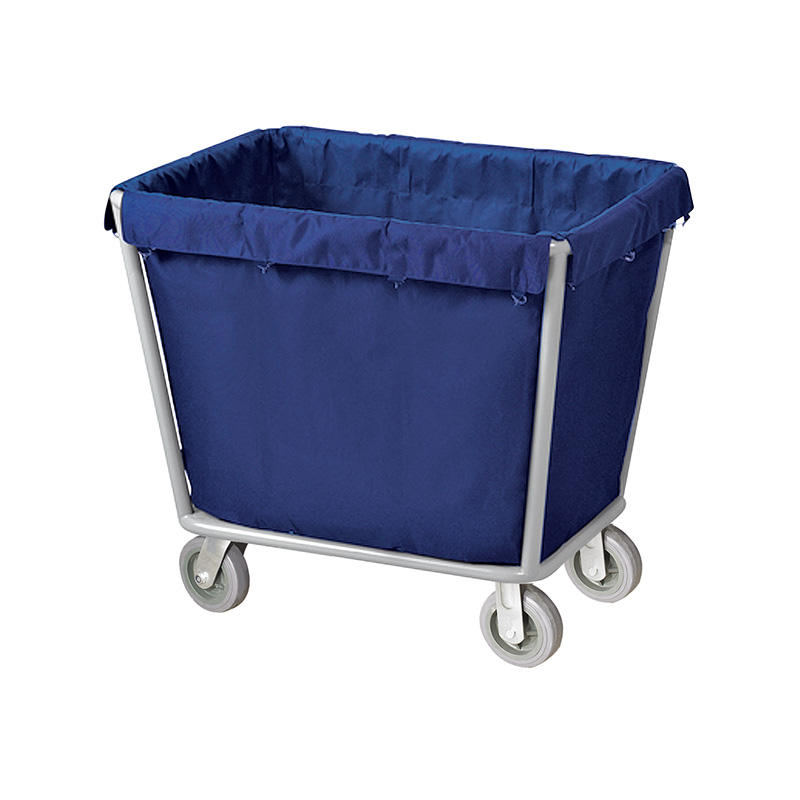 Hotel linen cart housekeeping trolley laundry service trolley