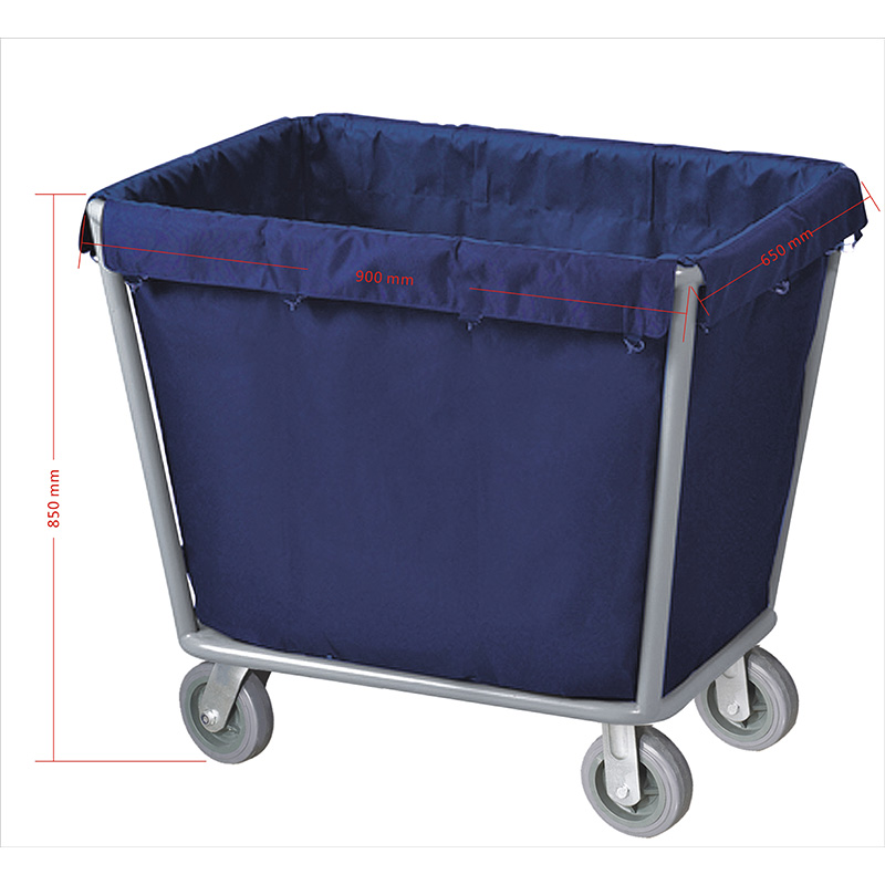 Fenghe-Hotel Linen Cart Housekeeping Trolley Hotel Laundry Trolley | Fenghe
