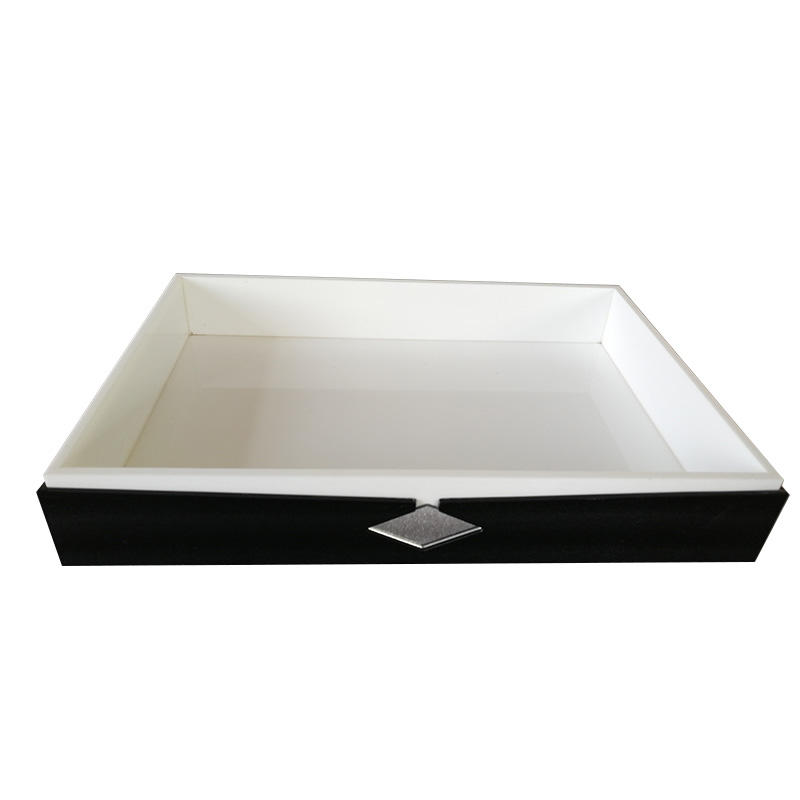 Hot Campus acrylic tray gym emboss Fenghe Brand