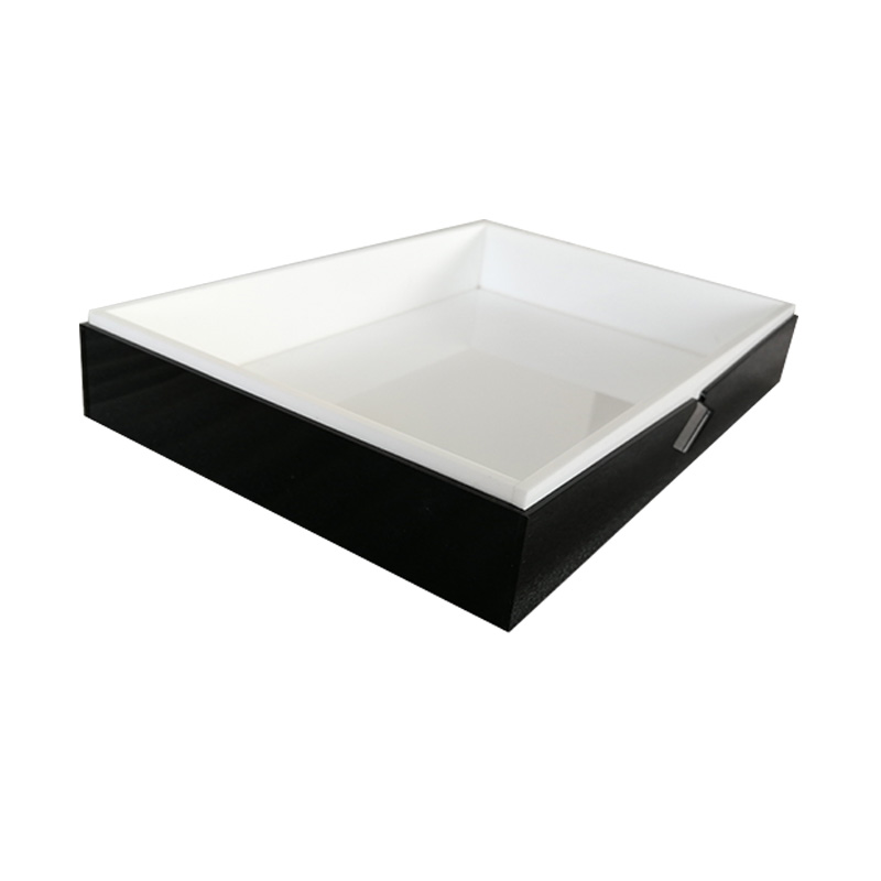 Fenghe-Professional Acrylic Bathroom Accessories Acrylic Tray With Insert-1