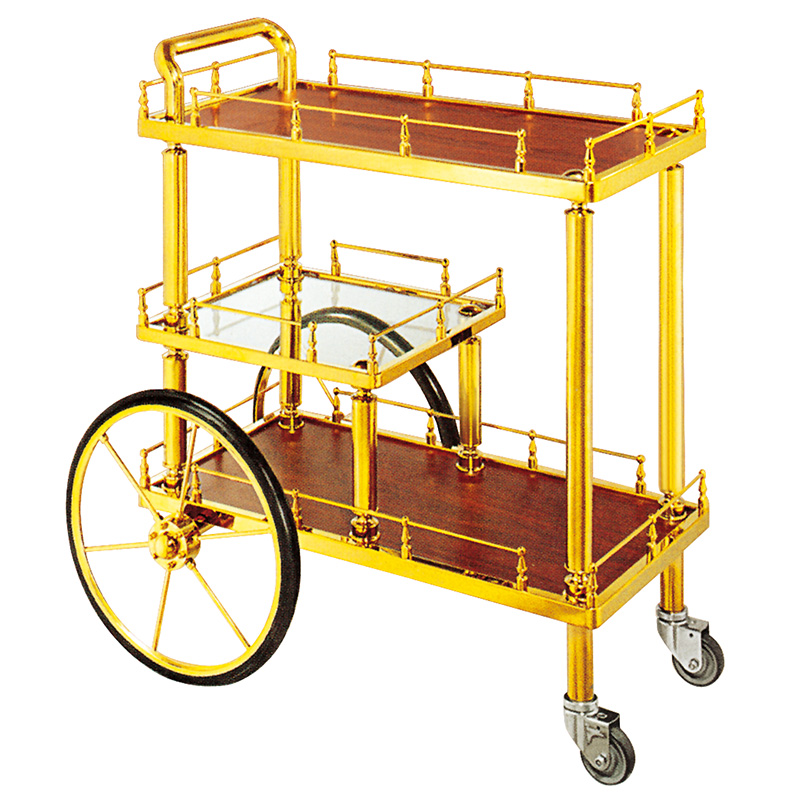 Fenghe-Professional Bar Trolley Buy Bar Cart | Hotel Liquor Trolley | Fenghe-1