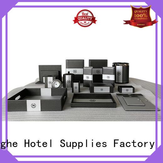 Wholesale room leather folder Fenghe Brand