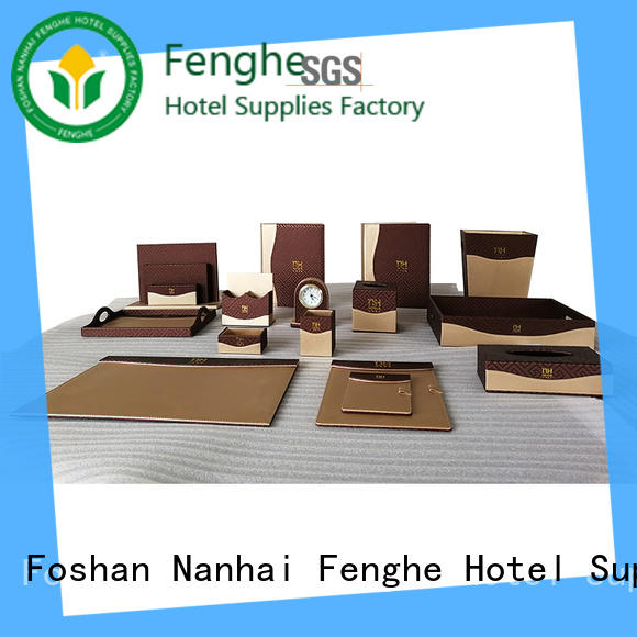 Fenghe unique design amenity trays for hotels awarded supplier for wholesale