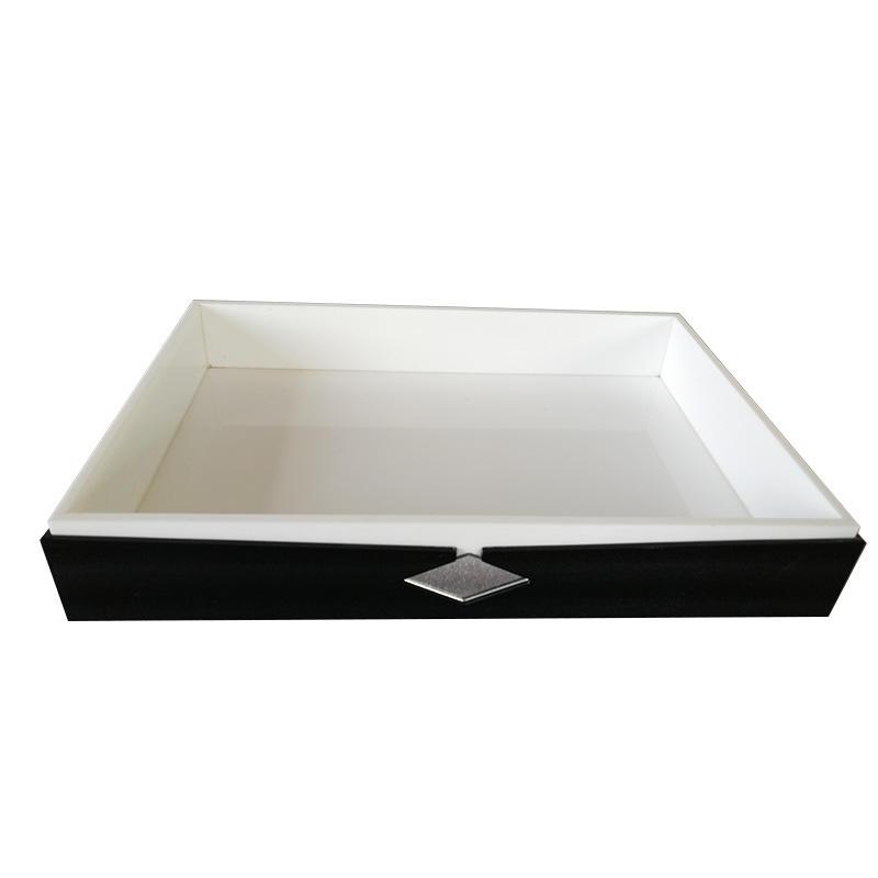 Fenghe-Professional Acrylic Bathroom Accessories Acrylic Bathroom Tray Manufacture
